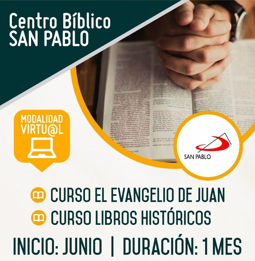 Curso Virtual Antiguo y Nuevo Testamento