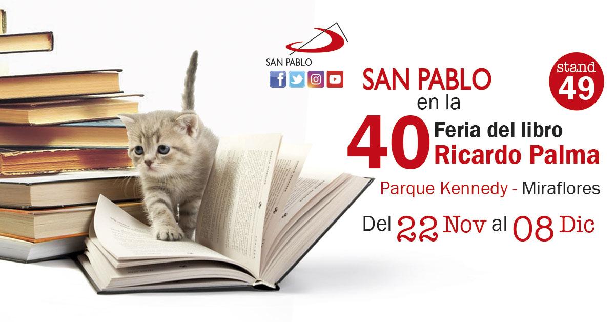 40° Feria del Libro Ricardo Palma