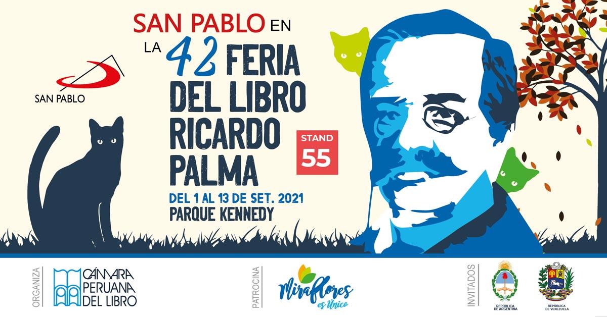 42° Feria del Libro Ricardo Palma