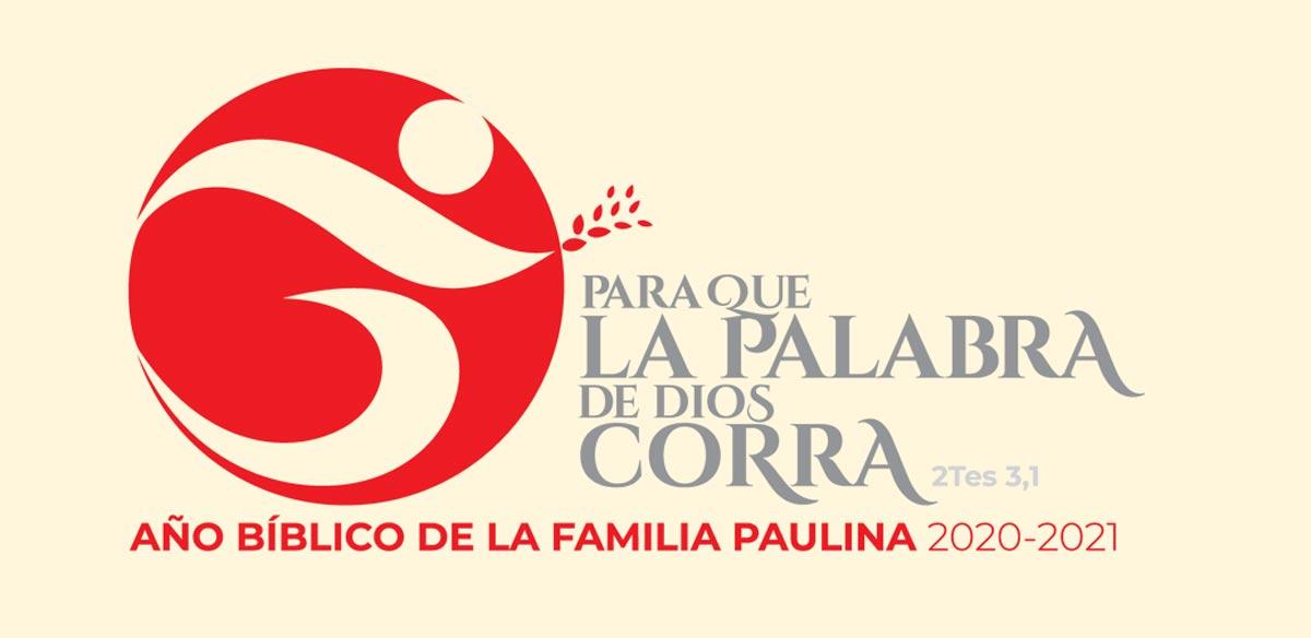 Año Bíblico de Familia Paulina 2020 - 2021