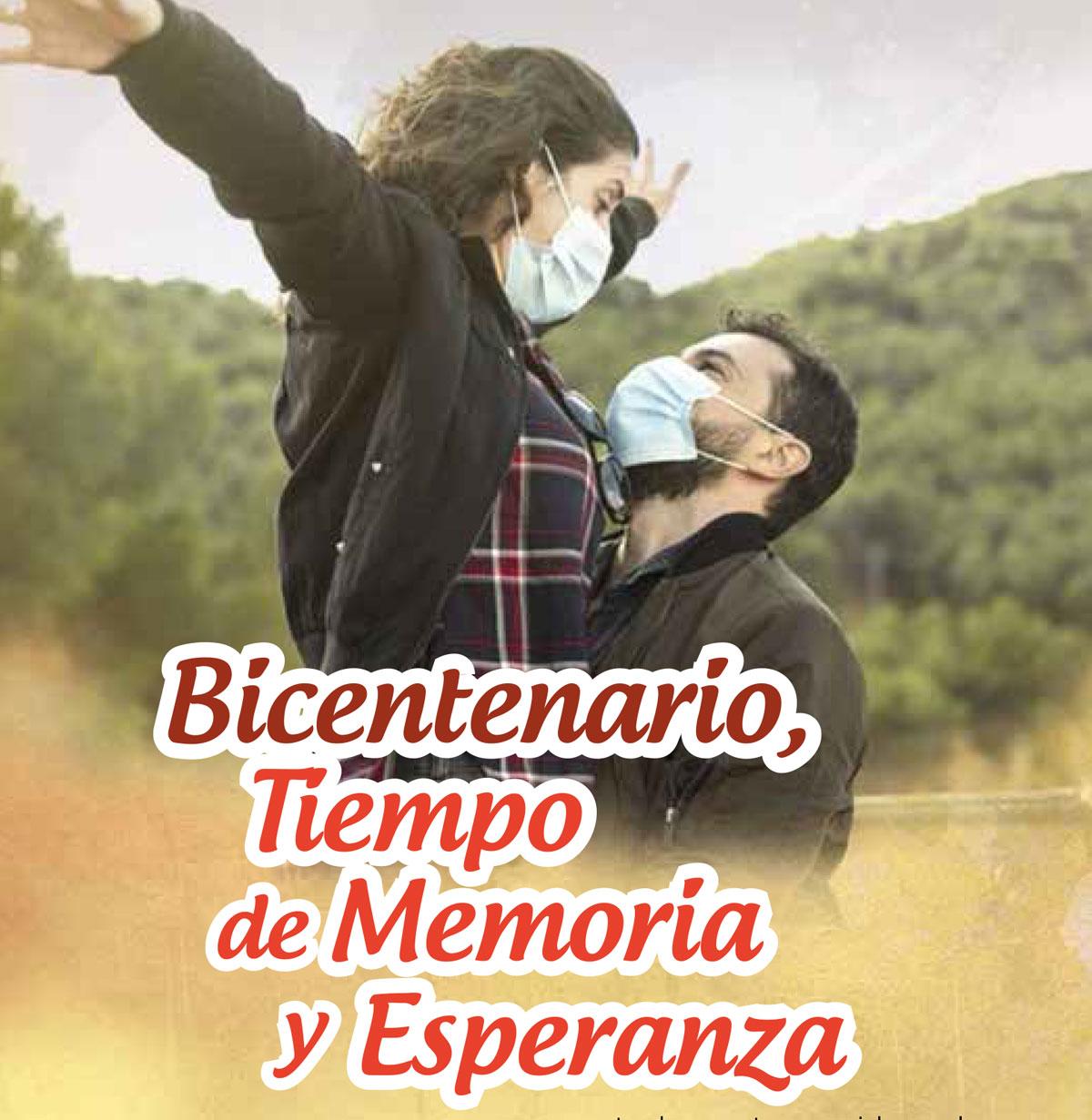 Bicentenario, Tiempo de Memoria y Esperanza
