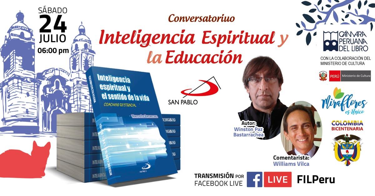 """Conversatorio """"Inteligencia Espiritual y la Educación"""""""