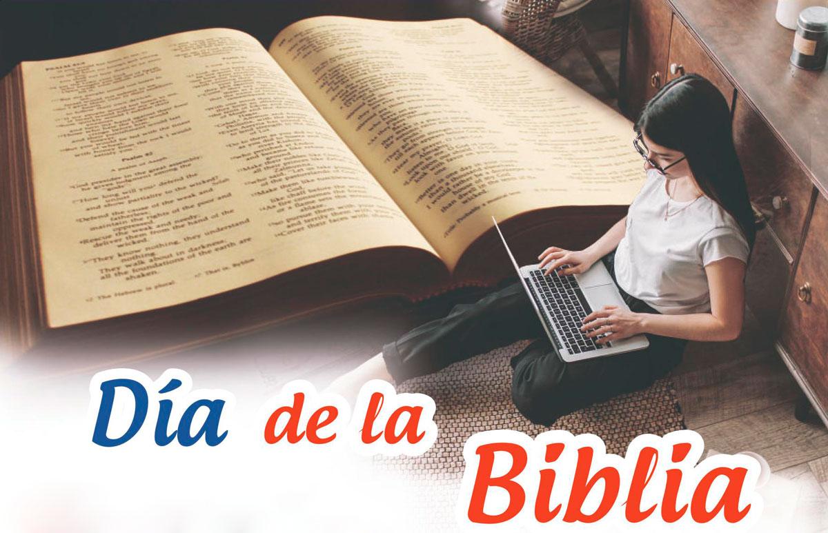 Día la de Biblia