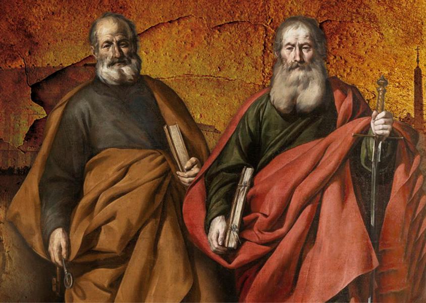 Dos grandes Apóstoles