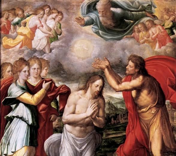El día del Bautismo, inicié el camino de la santidad