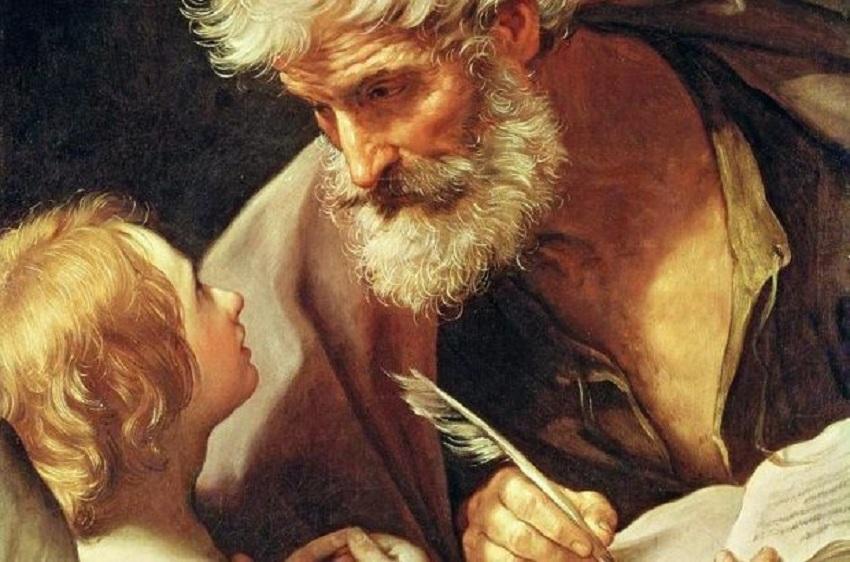El Evangelista Mateo