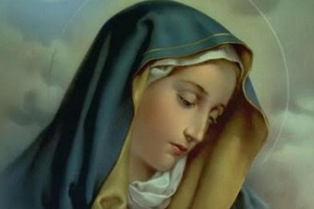 El Santísimo Nombre de María