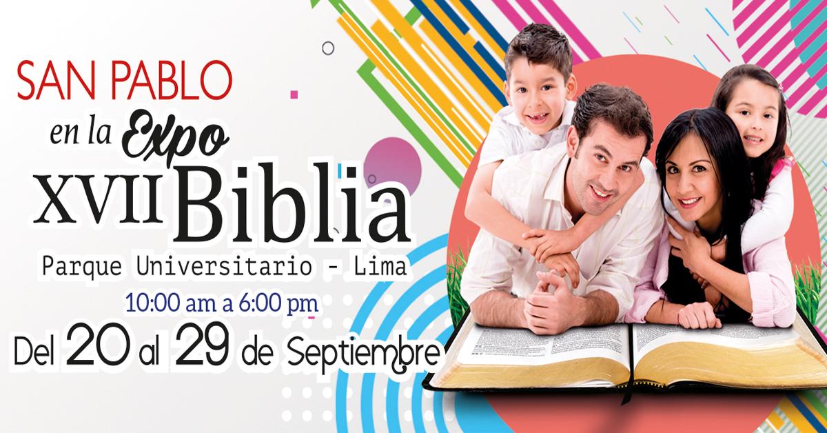 Expo Biblia 2019