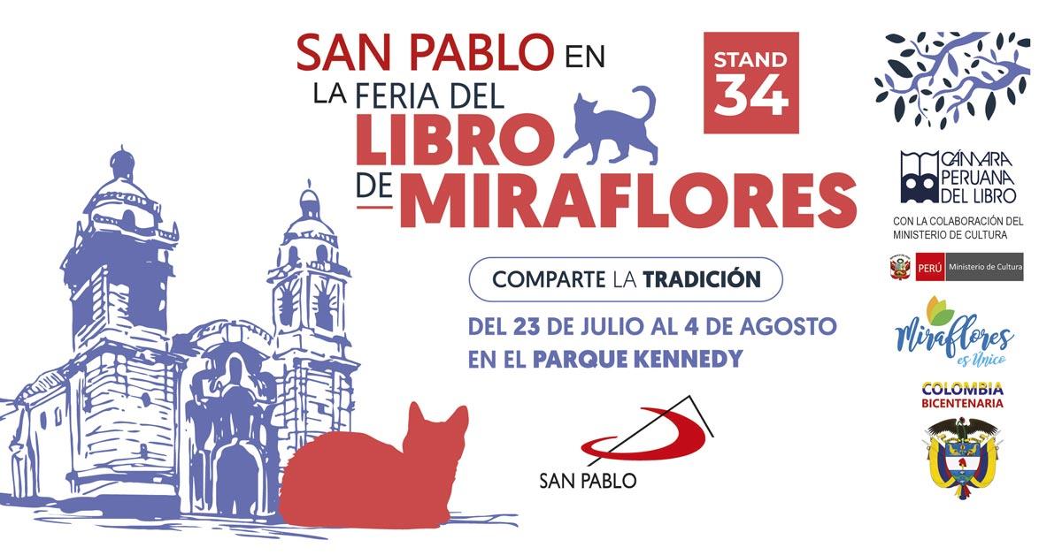 Feria del Libro de Miraflores