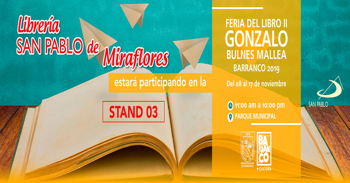 Feria del Libro II Gonzalo Bulnes Mallea