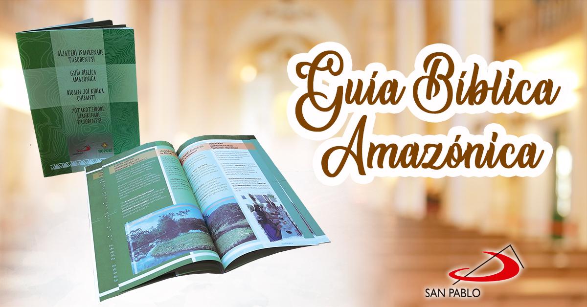 Guía Bíblica Amazónica