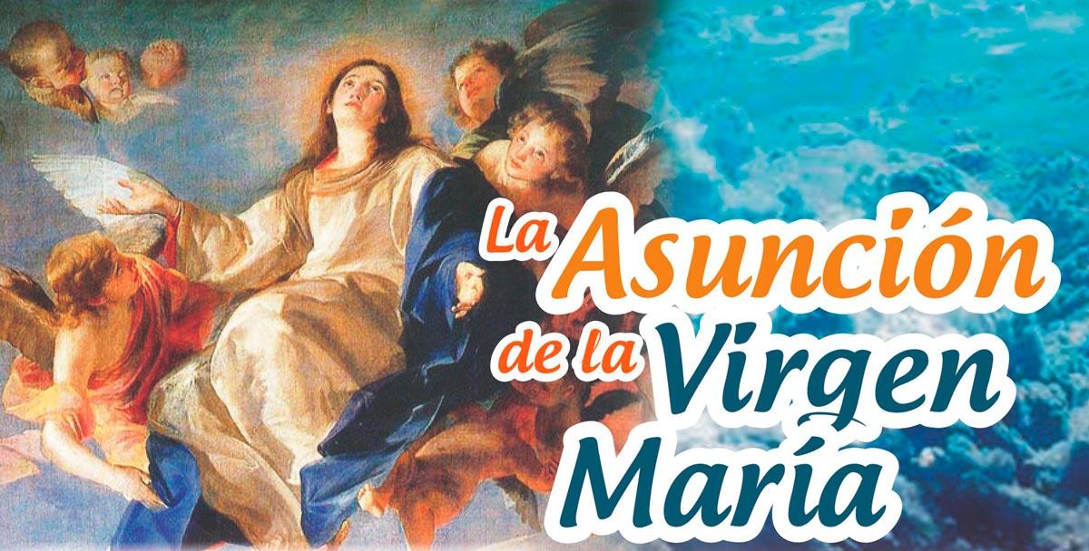 La Asunción de la Virgen María, Dejemos a Dios ser Dios