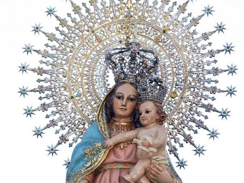La Virgen del Pilar en Surco