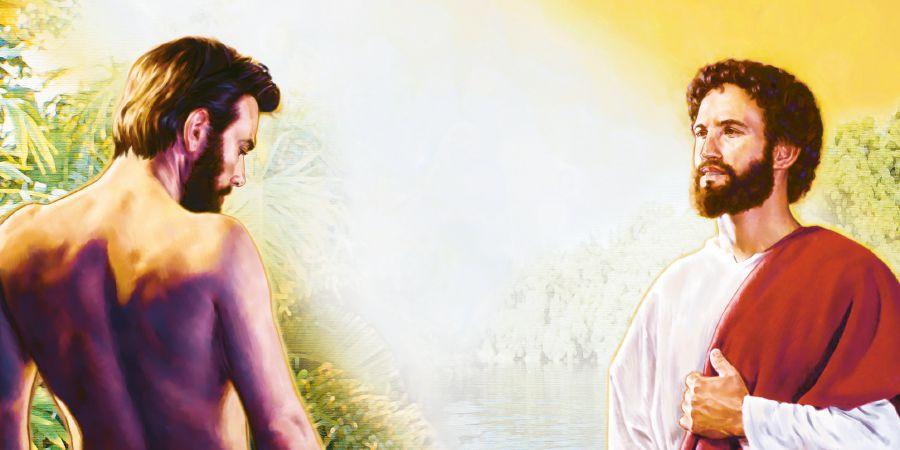 Lectio Divina: Adán y Jesucristo