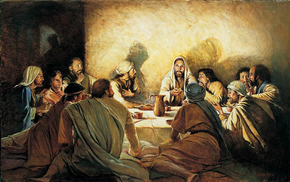 Lectio Divina: El discurso de despedida de Jesús