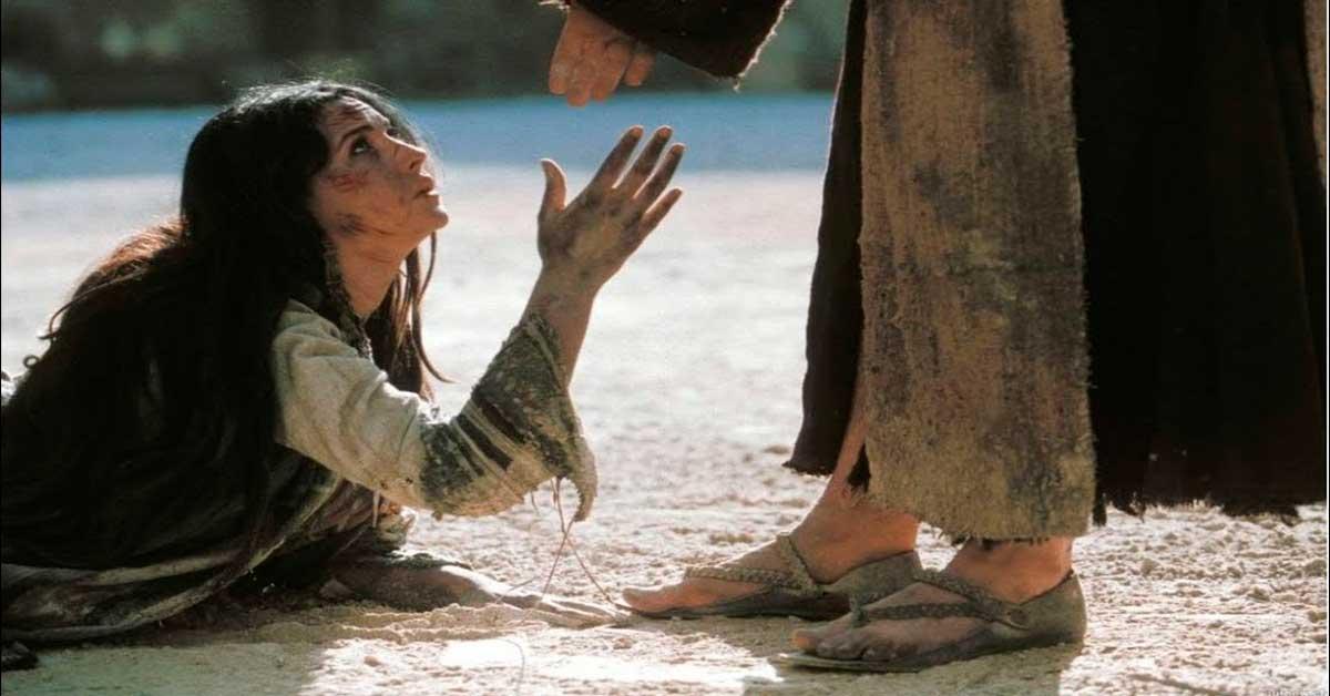 Lectio Divina: El perdón a la mujer adúltera