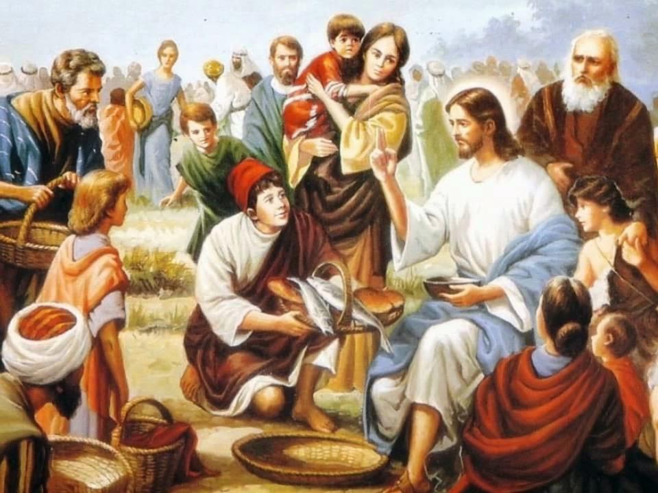 Lectio Divina: El sentido eucarístico de la multiplicación de panes