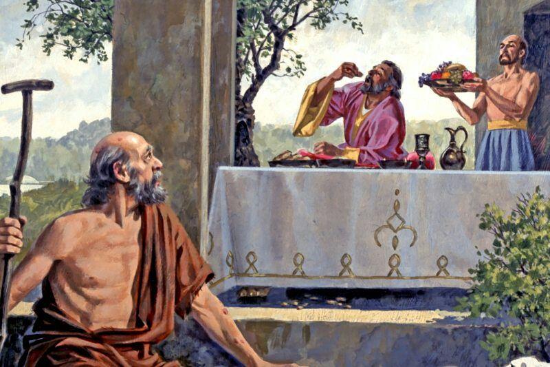 Lectio Divina: La parábola del rico injusto y Lázaro