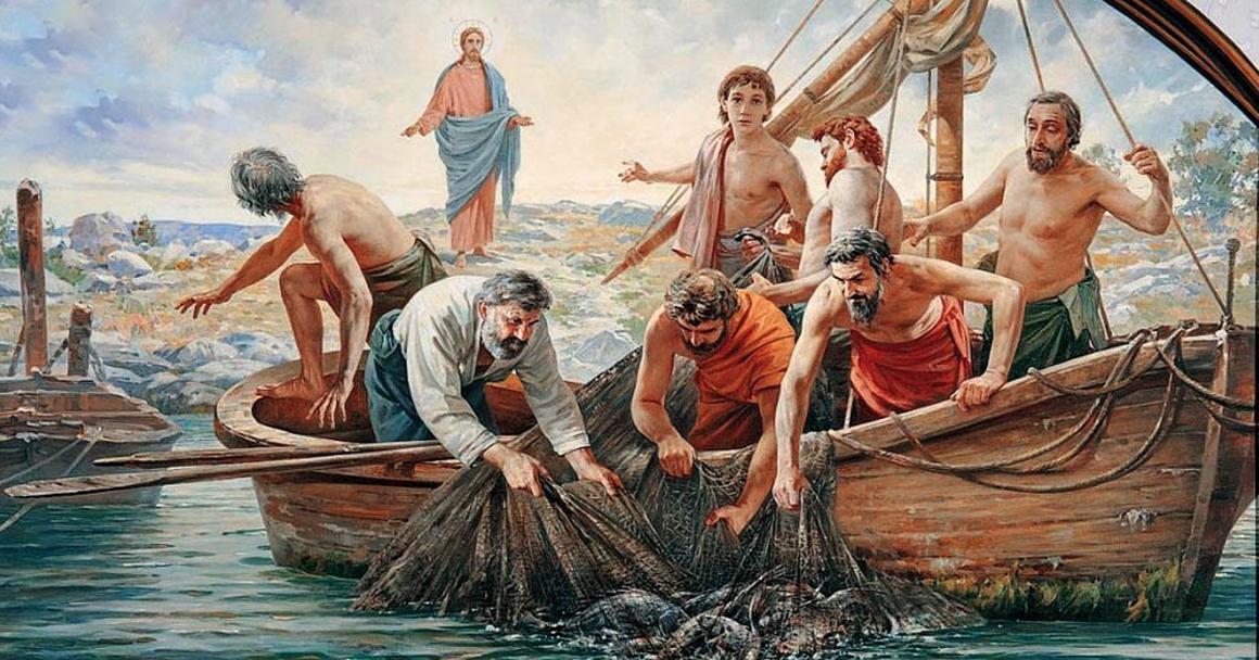 Lectio Divina: La pesca milagrosa y el encargo a Pedro