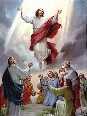 Lectio Divina: La promesa del envío del Espíritu Santo y la Ascensión del Señor