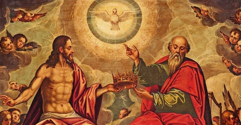 Lectio Divina: La Santísima Trinidad en Juan