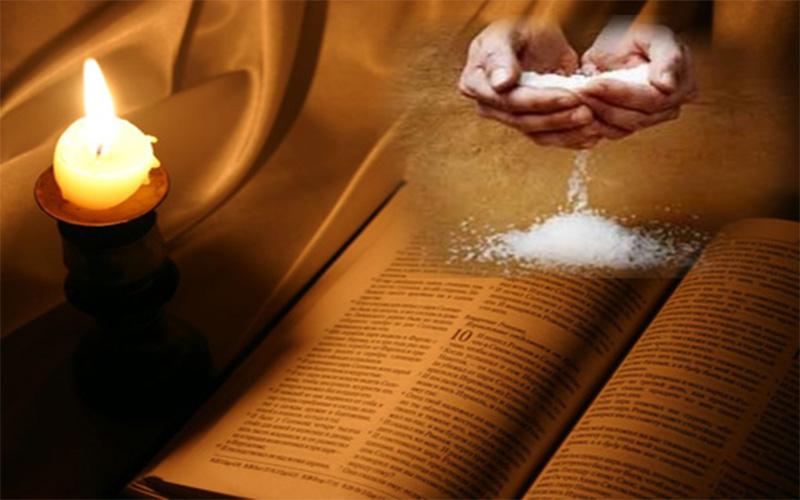 Lectio Divina: Vean sus buenas obras