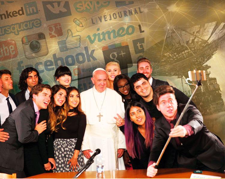 Mensaje del Papa para la Jornada Mundial de las Comunicaciones Sociales 2019