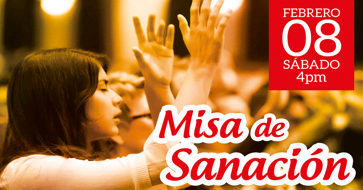 Misa de Sanación con el P. Gustavo Jamut