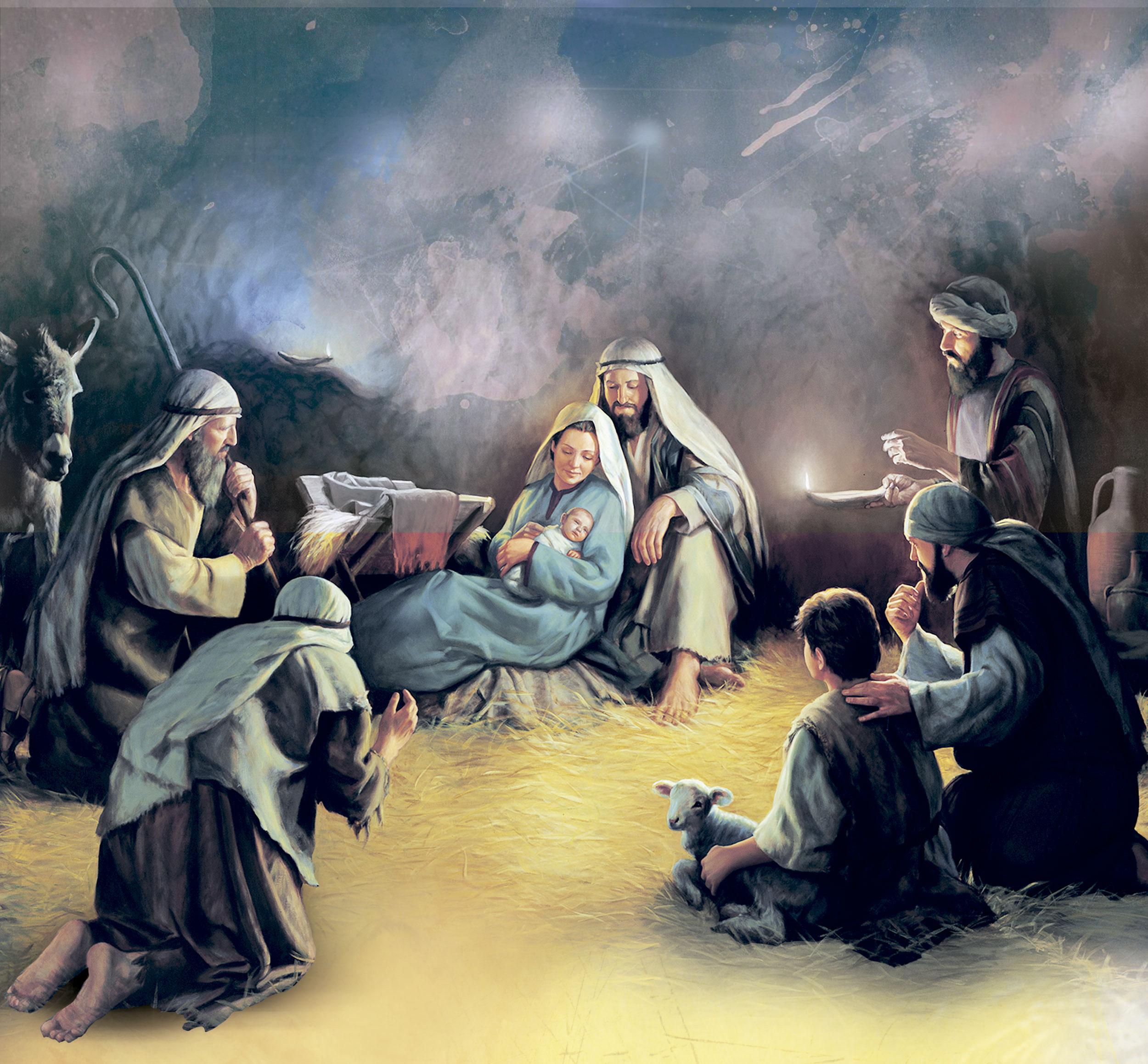 Navidad, una alegría para todo el Pueblo