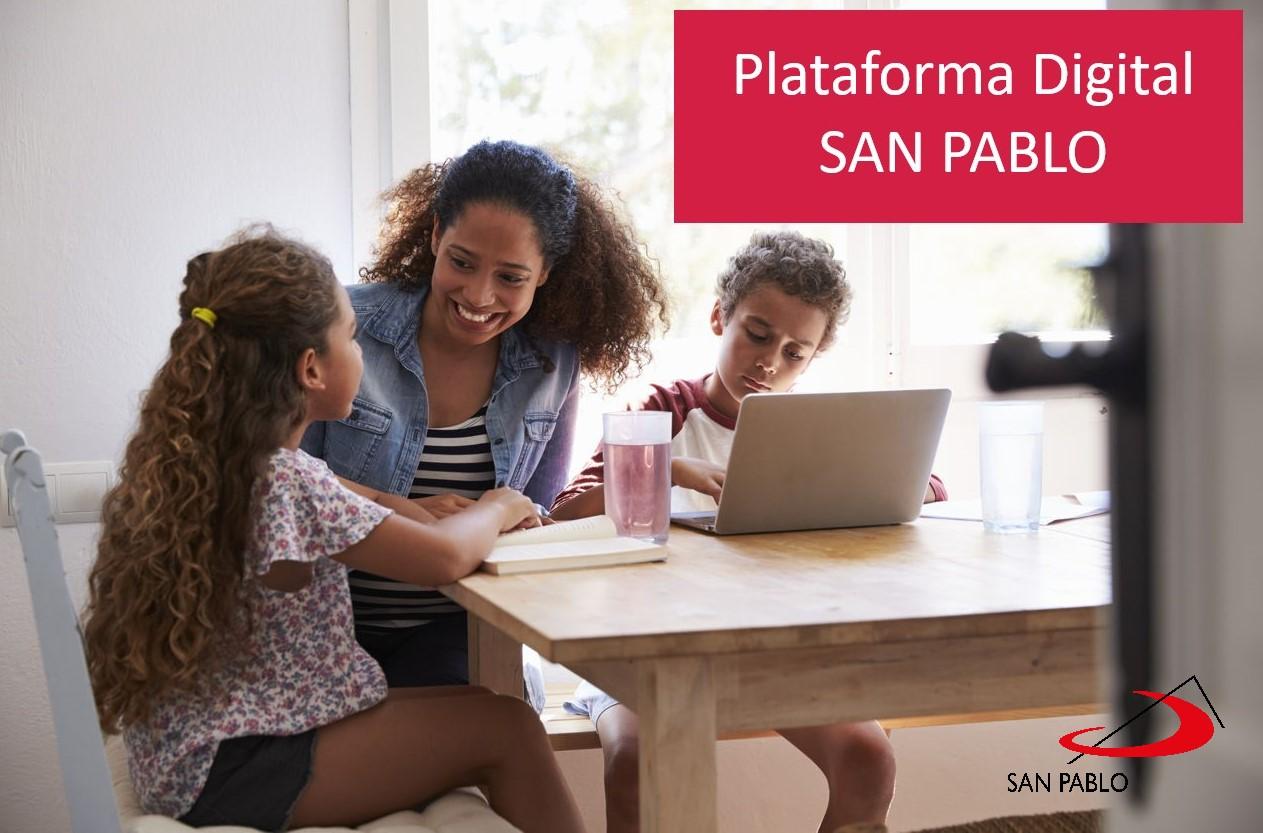 Plataforma Virtual SAN PABLO