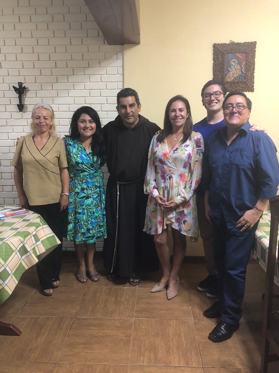Primer encuentro de autores SAN PABLO