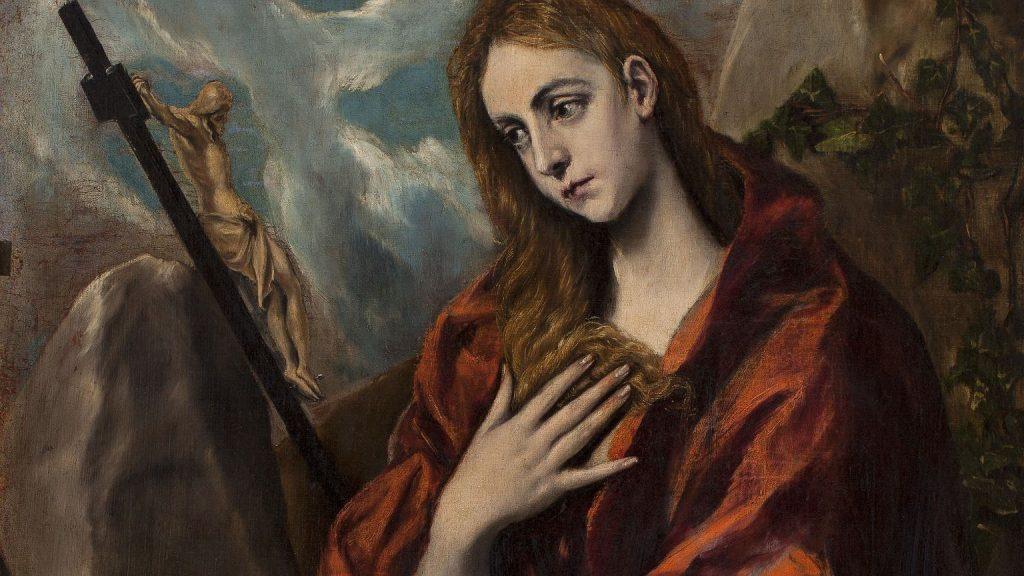 Santa María Magdalena, discípula y apóstol