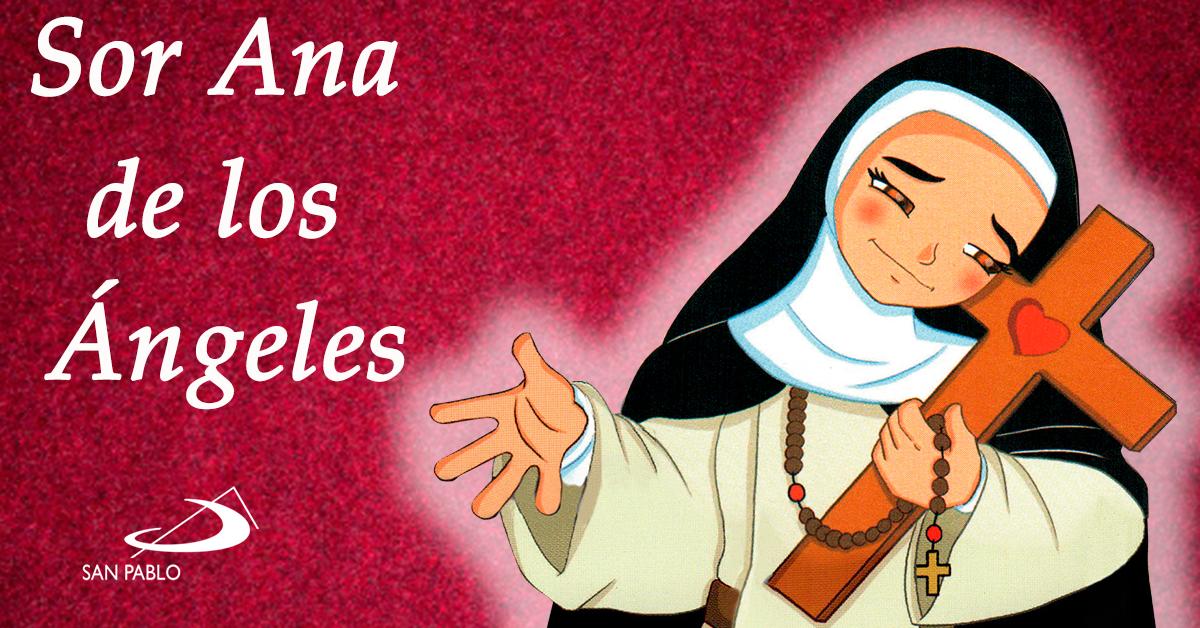 Sor Ana de los Ángeles